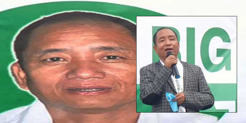Arunachal: Wining election unopposed is not a good sign for a healthy democracy- Techi Kaso