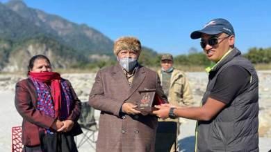 Brahmaputra Aamantran Abhiyan Completes first leg in Arunachal
