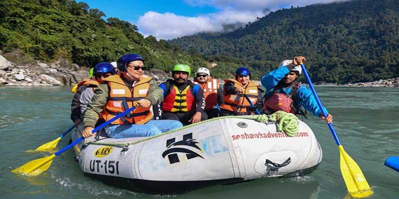Brahmaputra Amantran Abhiyan begins from Arunachal Pradesh