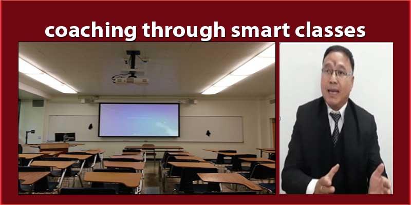Itanagar:PCCC coaching through smart classes