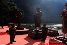 Arunachal: Army Unveils Statues of 1962 India-China War Heroes at Walong War Memorial