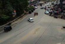 Itanagar: Construction of underpass at Bank Tinali,Traffic Advisory issued by Capital DC