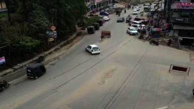 Itanagar: Construction of underpass at Bank Tinali, Traffic Advisory issued by Capital DC