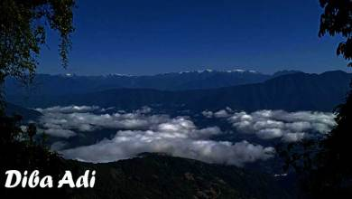 Arunachal: Diba Adi, the virgin mountain in Siang district