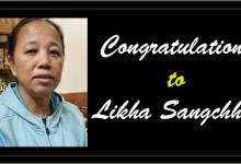 Arunachal: Former cop Likha Sangchhore turns ZPC