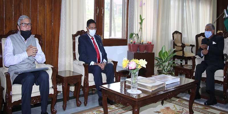 Arunachal: Governor takes up Bio-Toilet initiative