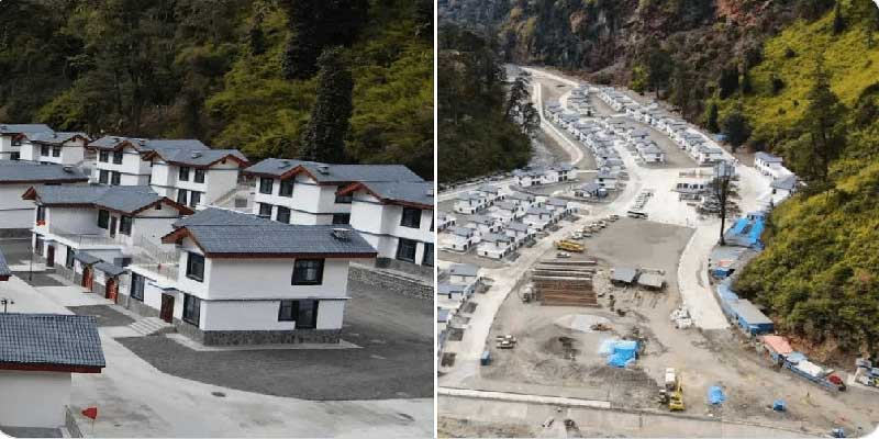 APCC ask Govts to break silence over reports of Chinese village in Arunachal Pradesh