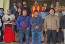 Itanagar- Tax officials should be vigilant to stop revenue leakage- Chowna Mein
