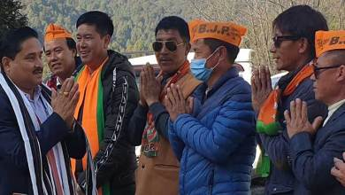 People of Arunachal and Assam shall maintain the relationship of brotherhood-Dilip Saikia