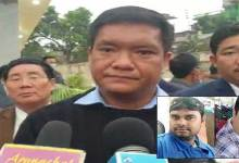 Arunachal govt monitoring abduction of oil employees from Changlang- CM