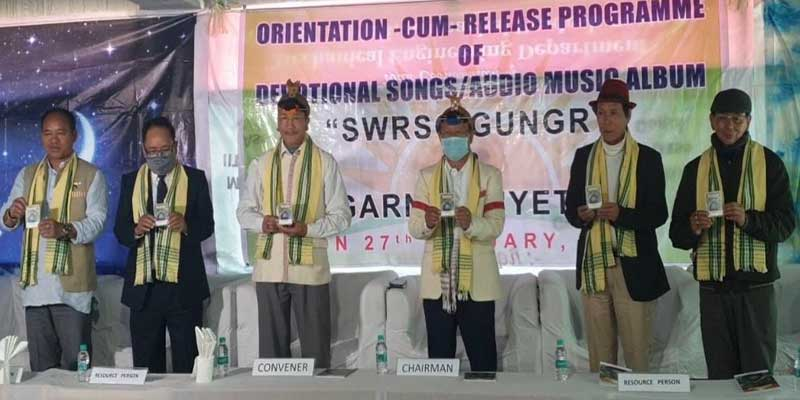Itanagar: 21st Nyedar Namlo foundation day celebrated
