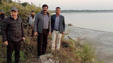 Arunachal: PCCF RK Singh visits East Siang