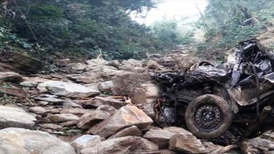 Arunachal: Two persons die in road accident in West Kameng