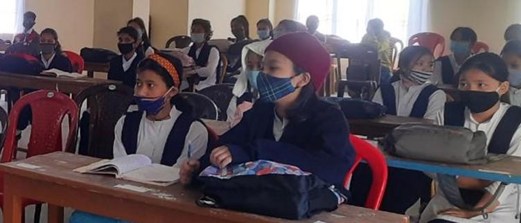 Arunachal:School opens with satisfactory attendance: Taba Tedir