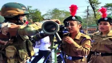 Army conducts weapon display programme in Assam & Arunachal Pradesh