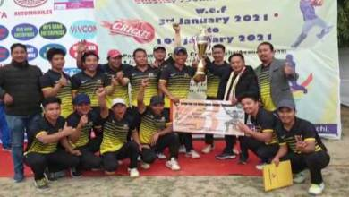 Arunachal: Papum Pare T20 Cricket Super League