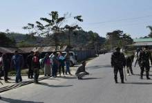 Itanagar: Survey works and marking for widening of Chimpu-Richi and Papunallah-Pagatara road underway