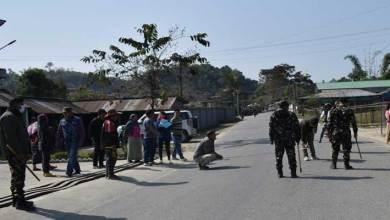 Itanagar: Survey works and marking for widening of Chimpu-Richi and Papunallah-Pagatara road underway