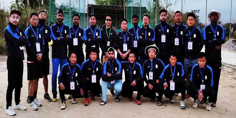 Arunachal:East Kameng district cricket team announced