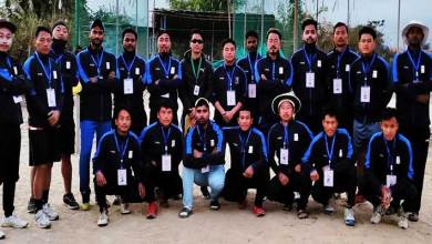 Arunachal: East Kameng district cricket team announced