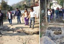 Itanagar- Ganga-Jully road will be open by the end of March- Techi Kaso