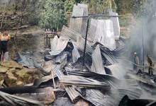 Itanagar: Woman dies, Man injured, 2 houses burnt in a fire incident