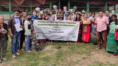 Arunachal: ICAR NEH Region Basar conducts training cum input distribution programme at Upper Subansiri