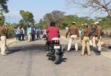 Kimin firing incident: Pohumara-Kimin road blockade lifted