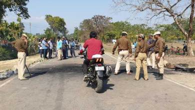 Kimin firing incident: Pohumara-Kimin road blockade lifted