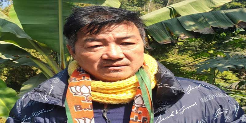 Itanagar- Money culture is destroying state and politics- Kipa Babu