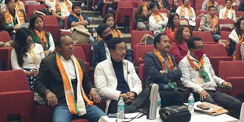 Arunachal Ministers express concern over repeated Chinese intrusion in Arunachal Pradesh