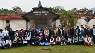 ITANAGAR- National Science Day observed by Arunachal Pradesh State Council for Science & Technology at Arunachal Pradesh Science Centre today