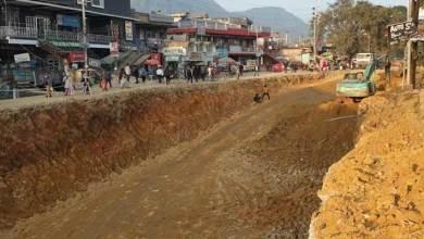 Itanagar: Chandanagar- Papunallah NH-415 will be completed by March 31- Talo Potom