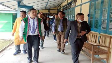 Arunachal: Alo Libang inspects, PHC, CHC, Drug De-addiction Centre and District Hospital in Longding