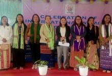 Arunachal: Kanubari Celebrates International Women's Day