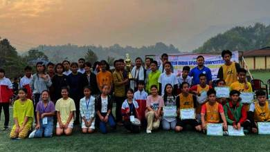 Arunachal: District Level Under-17 Khelo India concludes