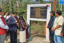 Arunachal: Tage Taki inaugurates Aquaculture Technology Park at Sonajuli