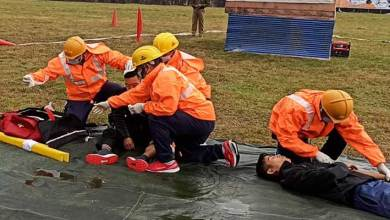 Arunachal: State level training of community volunteers on disaster response begins,