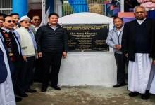 Itanagar: Pema Khandu inaugurates sports stadium at Don Bosco College at Jullang