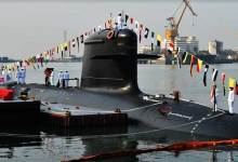 INS Karanj- third Kalvari class Submarine commissioned at Naval Dockyard, Mumbai