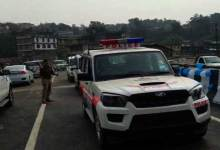 Itanagar- RCC bridge over Sinky river at Chandannagar opens for vehicular traffic movement