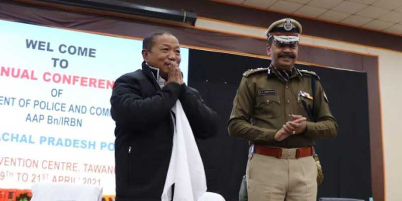 Arunachal: Annual Conference of SPs and Commandants Concludes