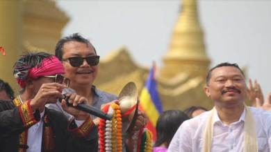 Arunachal: Sangken festival ended marking the beginning of Theravada Buddhist New Year