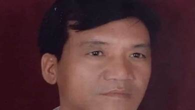 Arunachal Guv, CM, others  Condole  Toko Takam's death