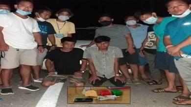 Arunachal: AAPADA East Siang Unit, Covid Warrior team helps DA and police in nabbing drug peddlers