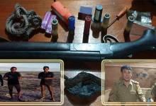 Arunachal: DEWS patrolling staffs nabs 3 habitual hunters, handed over to police