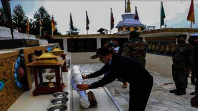 Arunachal: 22ndKargil Vijay Diwas celebrated at Tawang