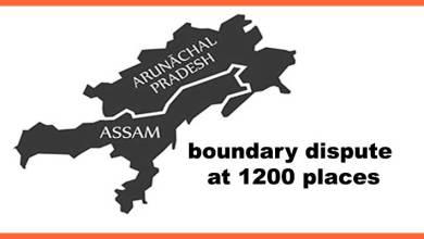 Assam-Arunachal's boundary dispute at 1200 places, Himanta Biswa Sarma