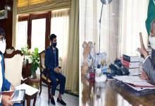 Arunachal: Dadasaheb Phalke International Film Festival CEO calls on the Governor