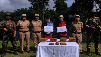 Arunachal: Assam Rifles arrests 2 drug peddlers in Tirap, apprehends one with foreign cigarettes worth Rs 39 Lakhs in Mizoram, arms ammunition recovered in Manipur